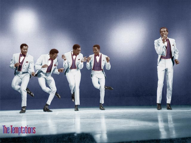 THE TEMPTATIONS / Papa Was A Rolling Stone | She Blogs About Music